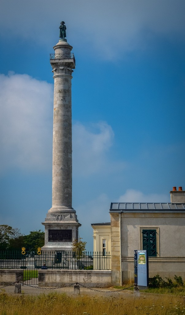 Colonne de la Grande Armée, Boulogne-sur-mer, France
