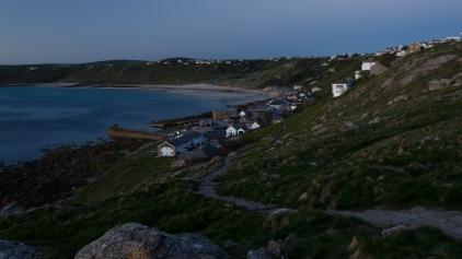 Sennen Cove Dusk, Cornwall, England