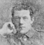 Private Arthur Williams, South Wales Borderers, Gordon Road, Blackwood